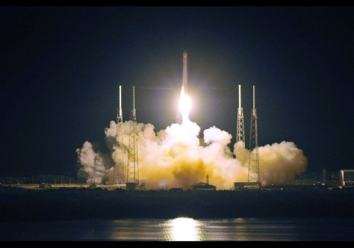 thequantumlife:  SpaceX successfully launched its (first) commercial rocket   SpaceX successfully launched its commercial rocket today marking the first time a private company has sent a spacecraft to the space station. The Falcon 9 rocket along with the Dragon capsule is loaded with the hopes and dreams of hundreds of students from around the USA. The Student Spaceflight Experiments Program (SSEP), launched June 2010 by the National Center for Earth and Space ScienceEducation (NCESSE) in partnership with NanoRacks, LLC, is an important U.S. national Science, Technology, Engineering, and Mathematics (STEM) education initiative that gives students across a community the ability to design and propose real experiments to fly in low Earth orbit, first aboard the final flights of the Space Shuttle, and then on the International Space Station (ISS)—America's newest National Laboratory. The SpaceX Falcon/Dragon ship launch successfully marks a new era in commercial space transportation. It will deliver cargo, for now, and astronauts later, saving money for NASA and the government.    I'm gonna try to say this only one time, but fuck Elon Musk and SpaceX. If you think private spaceflight designed to line that douchebag's pockets is a good thing, then you are high as a kite.