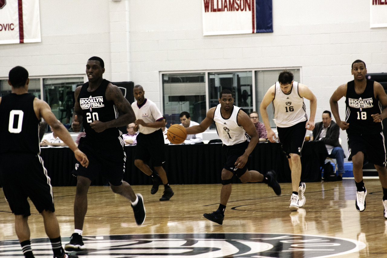 @brooklynnets 2012 Draft Combine PNY Center May 19, 2012