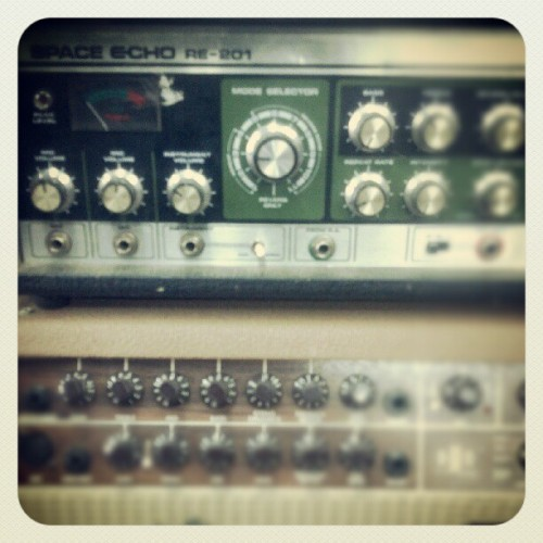 #guitar #music #amp (Taken with instagram)