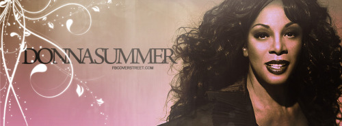 Donna Summer Facebook Covers