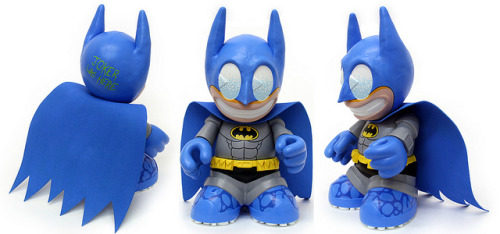 Batman Mascot created by Sekure D