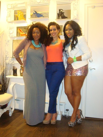 EVENT RECAP: Haute Sole Fashion and Style Mixer with The Diva Lounge