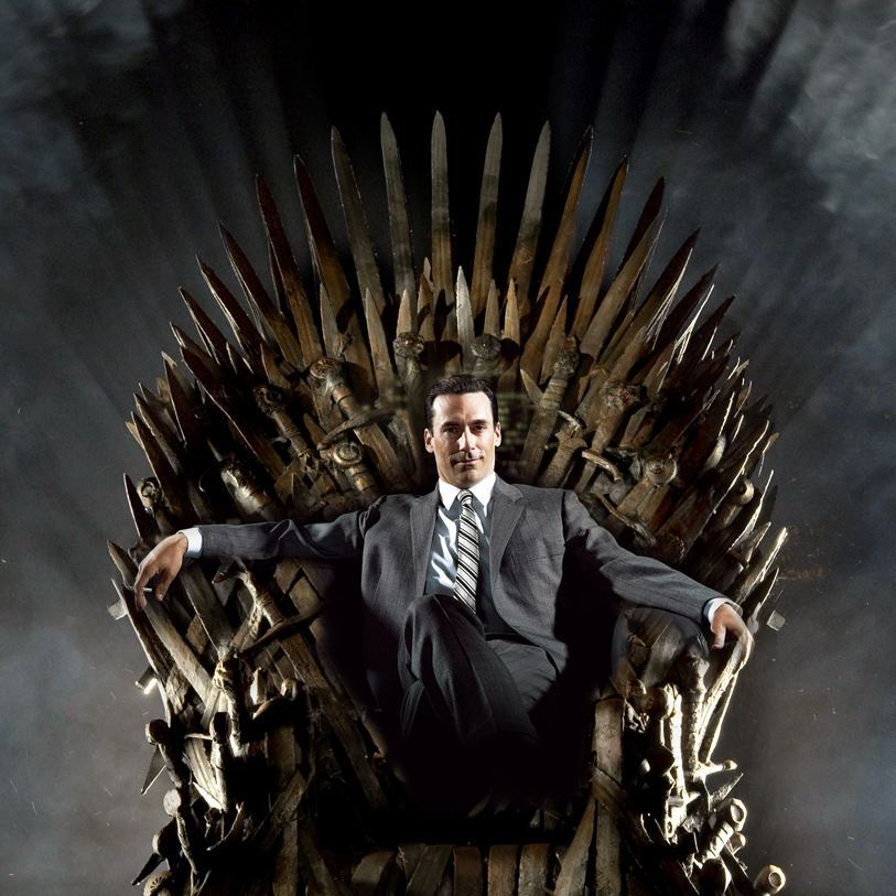 Game of Mad Men – Protector of the Realm. Best Ever.
