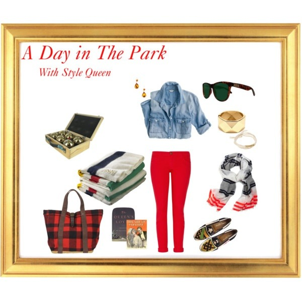 Style Queen goes to Central Park!