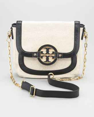 Tory Burch Amanda Canvas Crossbody Bag