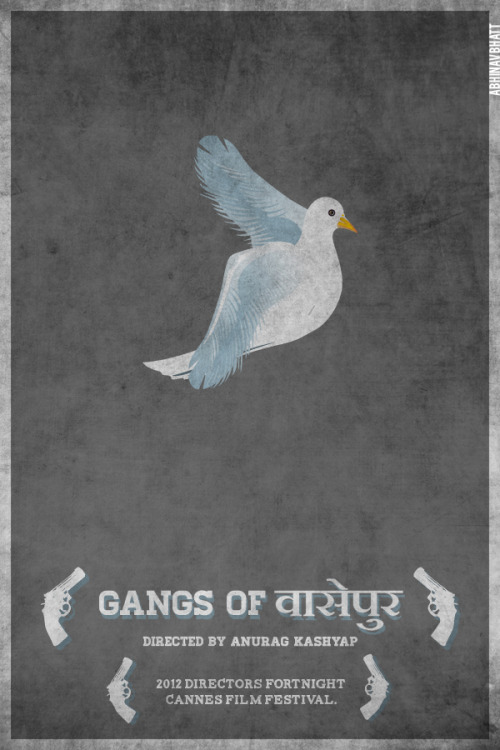 Gangs of Wasseypur [2012] by AB  P.S.: Based on the idea by @ronyd