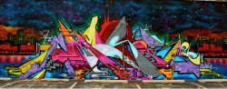 graff-heads:  AMUSE126