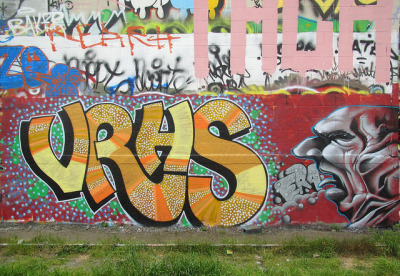 streetwork:  VRHS - Eras by Get.off.My.Spaceship on Flickr.