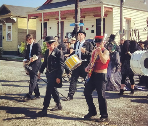 NEW Photos from the Brendan's Death Song Music Video Shoot in New Orleans on May 21st 2012! See more photos here…