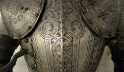 dreaming-valhalla:  Detail of a Pisan armour