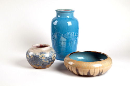 Walter B Stephen Ceramics - McKissick Museum