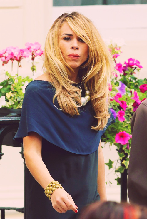 orbitingasupernova:  billie piper 17 / 50