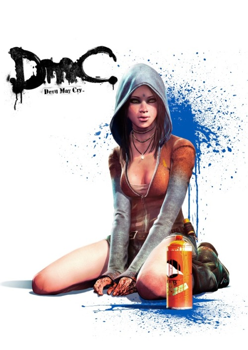 gamefreaksnz:  Kat character confirmed for DmC Devil May Cry New character Kat is a gifted psychic tasked with guiding Dante on his mission through Limbo.