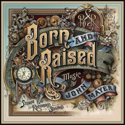 #bornandraised #johnmayer #music new #album I had to buy it it's #awesome #truth  (Taken with instagram)