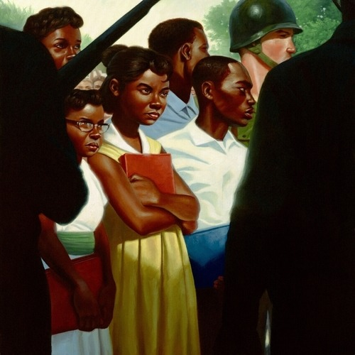 Heart and Soul The Story of America and African Americans by Kadir Nelson