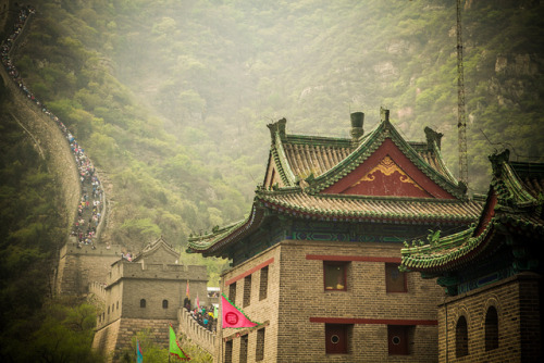 Great Wall by Alatryste on Flickr.