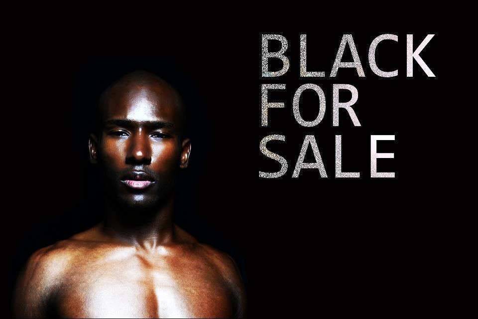 BLACKFORSALE Model : Michael Henry  @mhthemodel