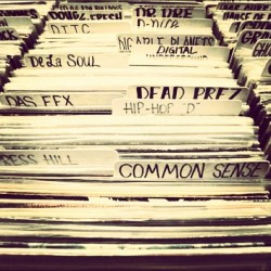 #records #hiphop #commonsense #deadprez #cypresshill #digitalunderground #DeLaSoul #DrDre (Taken with instagram)