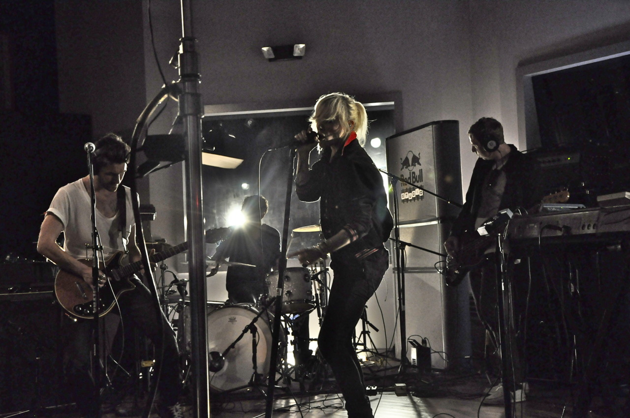 redbullstudiola:  The Sounds - Live Session at Red Bull Studio, Los Angeles