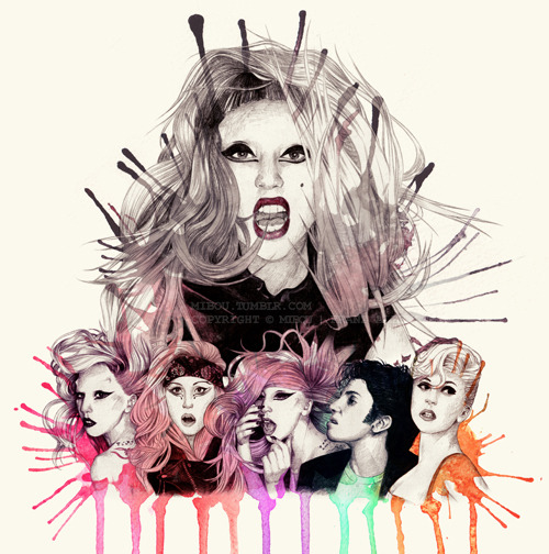 May 23 - Happy Birthday 'Born This Way'