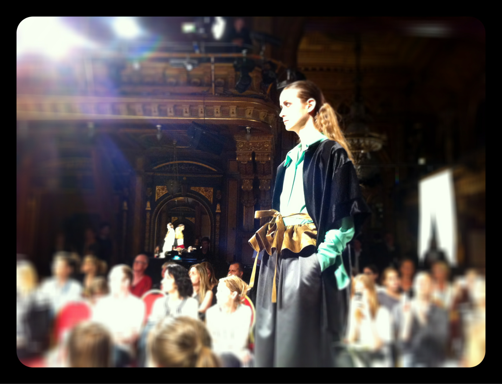 Elsa Suneson | Beckmans Fashion Show of the Year / 2012
