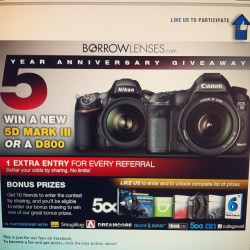 Visit our FB page via PC/Laptop to access the contest tab! facebook.com/borrowlenses #iphonesia #instagood #photooftheday #tweegram #love #iphoneonly #igers #instamood #instagramhub #jj #sky #picoftheday #borrowlenses (Taken with instagram)