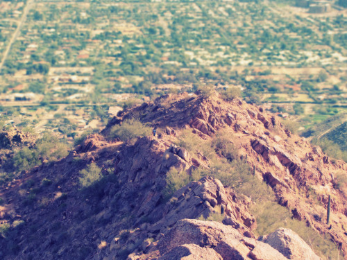 Camelback Mountain (East Side) Phoenix, Arizona 2012