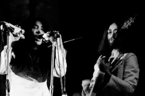 You Are The Plastic Ono Band John Lennon & Yoko Ono, 1969.By: Andrew Maclear