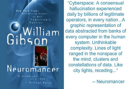 zuppadivetro:  fuckyeahsciencefiction:  Neuromancer  .