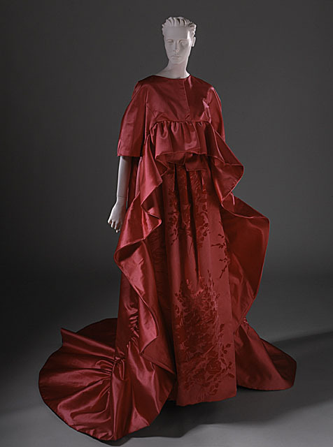 Ensemble Valentino, 1963 The Los Angeles County Museum of Art