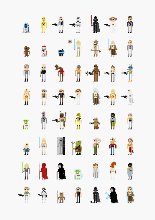 mythoz:  8bit is always fun! (by fitzfitzpatrick)
