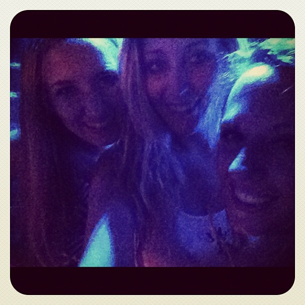 Oh @kmcdev @morganmarzulli (Taken with instagram)