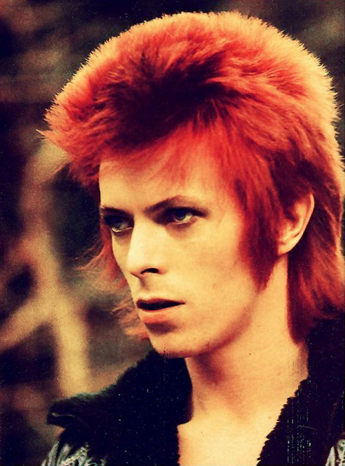vintagegal:  David Bowie photographed by Mick Rock