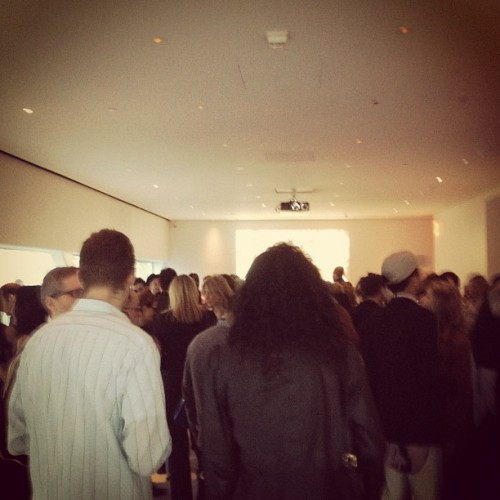 Advanced style party  (Taken with instagram)
