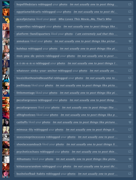 You post one fantastic picture of Leonardo DiCaprio and this is what happens….