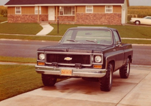'74 Chevy shortbed.