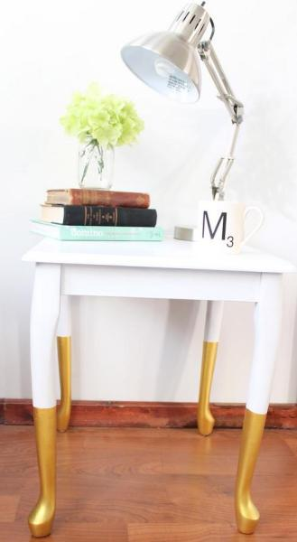 radicalpossibility:  diy dip dyed table @ radical possibility