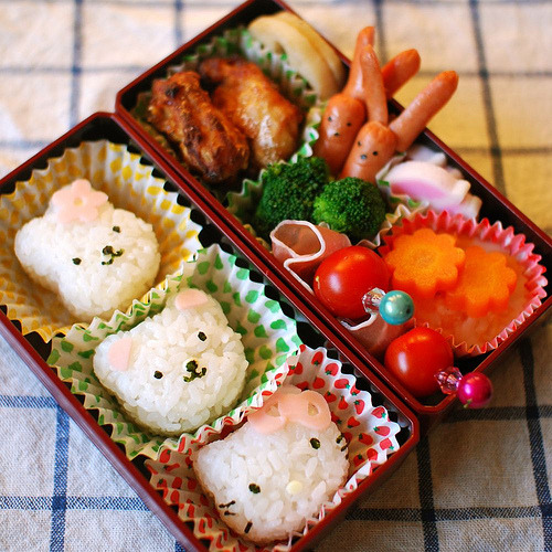 http://cutestfood.com/4160/cute-bento/
