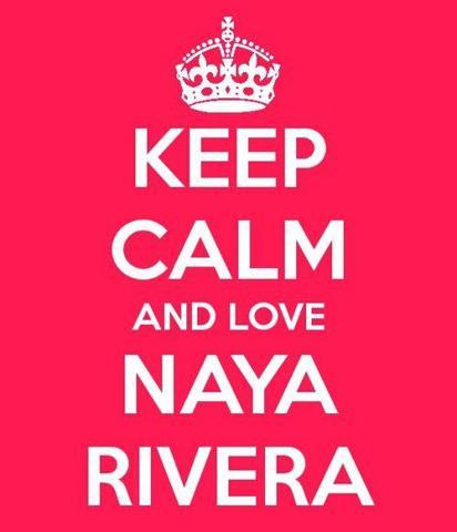 i love you Naya ♥♥♥