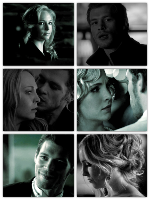 Meant to be… #Klaroline xo