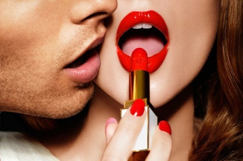 "RED ALERT!  Too many ladies aren't wearing red lipstick because it's overwhelming to ""deal"" with. It can be a tedious application, and can get sloppy is not taken seriously.  So I give you… MY TIPS:  I'm a huge fan of fully covering my lips with my foundation FIRST, then applying powder onto them and finally applying the red lipstick. This fills the creases on your lips where excess lipstick tries to gather, and bleed from.  LipLINER. This is no joke. Even if your liner is the same color, it creates an outline and helps prevent bleeding! Keep that puppy SHARP too! A dull liner doesn't create a crisp clean line.   Carefully lick the rim of your wine glass before sipping! Be sneaky or you'll just look odd. The moisture creates a barrier and prevents lip color transfer!    Reapply, and blot. A trick from my Gram, and seriously necessary.  Pucker up! AJ"