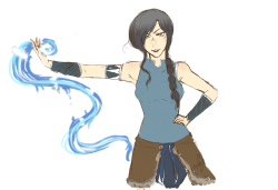 Tahna girl what are you doing those are korra's clothes yes you do look fabulous now give them back052312