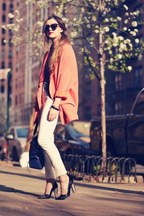 the-streetstyle:  Tangerine