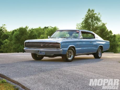 1966 Dodge Charger - From Long-Time Driver To Sweet Show RideFrom the July issue of Mopar Magazine comes this DODGE-tastic look at one #Mopar Owner's love affair with his 1966 Dodge Charger