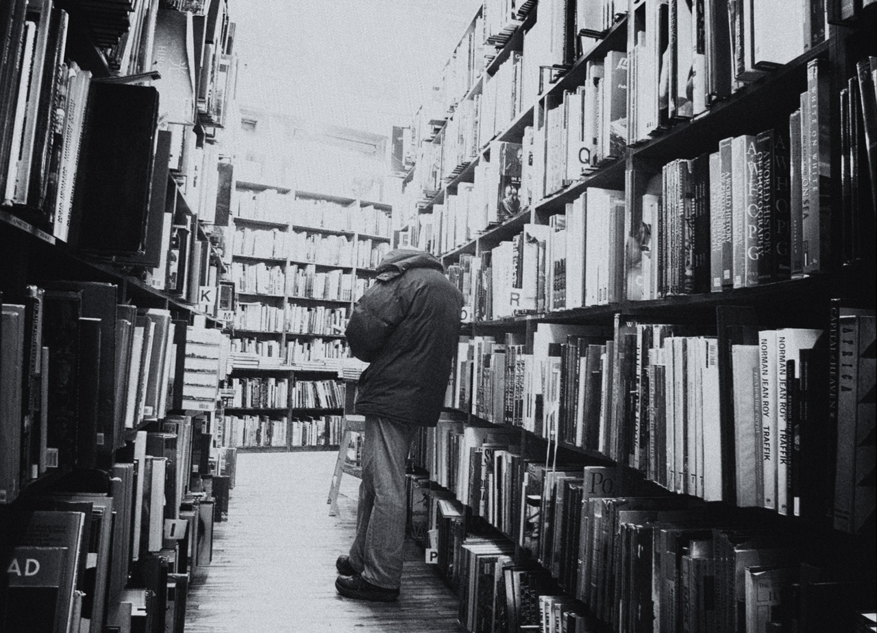 Strand book store , Manhattan 2012