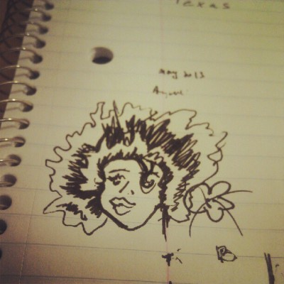 Doodle (Taken with instagram)