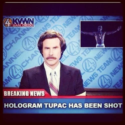 thatisawesome:  hologram tupac has been shot.