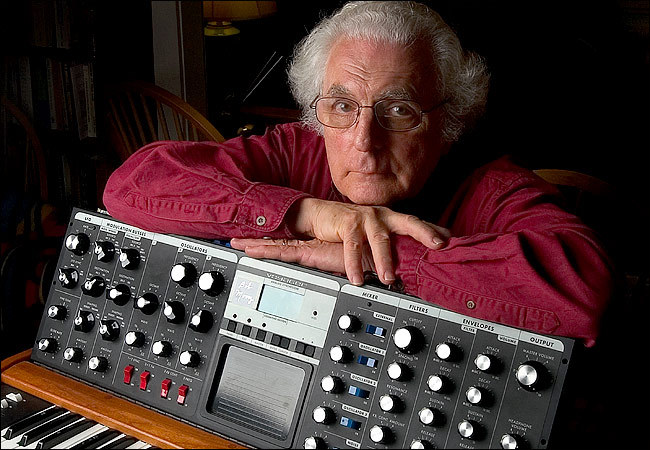 Thank you for your contributions to the world of sound Mr Moog, Happy 78th and Rest in Power