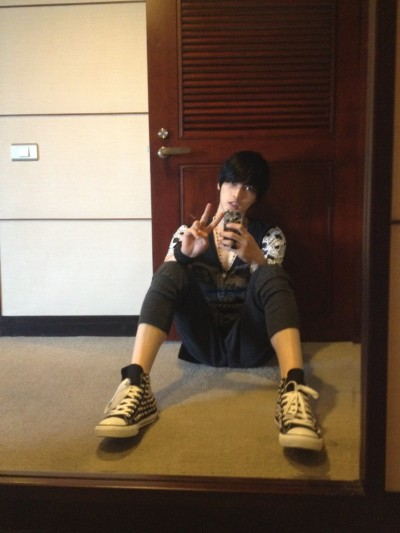 "@mjjeje [TRAD] ""Taiwan, It's been a while~"""