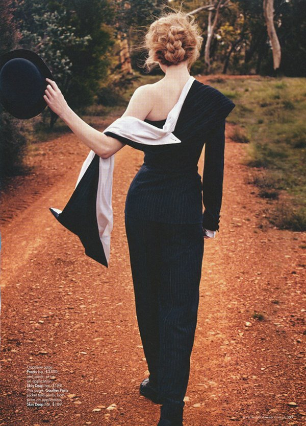 Nicole Kidman - Bazaar Australia by Will Davidson, June/July 2012